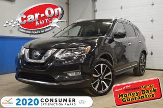 Used 2017 Nissan Rogue SL PLATINUM AWD | PANO ROOF | LED HEADLIGHTS | REM for sale in Ottawa, ON