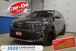 Used 2019 Kia Sorento V6 SX 7-Seater LEATHER only 13,000km for sale in Ottawa, ON