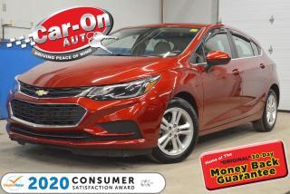 Used 2018 Chevrolet Cruze LT DIESEL HATCHBACK | LEATHER for sale in Ottawa, ON