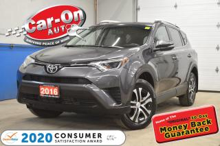 Used 2016 Toyota RAV4 LE AWD | HEATED SEATS | UPGRADE PKG B for sale in Ottawa, ON