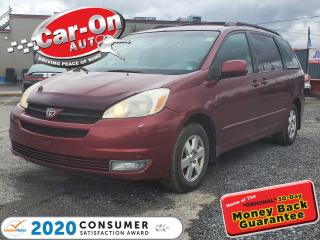 Used 2004 Toyota Sienna CE 7 PASSENGER for sale in Ottawa, ON