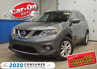 Used 2016 Nissan Rogue SV only 46,000km | HEATED SEATS | for sale in Ottawa, ON