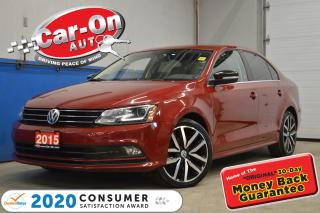 Used 2015 Volkswagen Jetta 2.0 TDI HIGHLINE | AUTO | LEATHER| NAVI for sale in Ottawa, ON