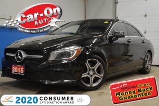 Used 2015 Mercedes-Benz CLA-Class CLA250 4MATIC | NAVIGATION | for sale in Ottawa, ON