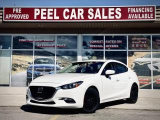 Used 2017 Mazda MAZDA3 GX|PRICE.MATCH.POLICY|PRECERTIFIED| for sale in Mississauga, ON