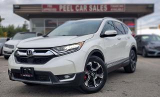 Used 2017 Honda CR-V Touring|PRICE.MATCH.POLICY|PRECERTIFIED|CLEANCARFAX| for sale in Mississauga, ON