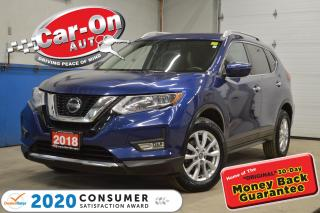 Used 2018 Nissan Rogue SV AWD | REMOTE STARTER | LOADED for sale in Ottawa, ON