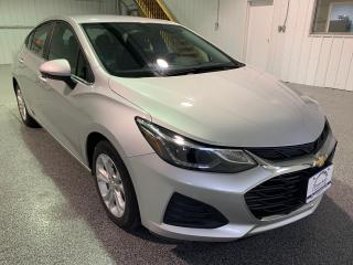Used 2019 Chevrolet Cruze LT Auto * Buy Online * Home Delivery for sale in Brandon, MB