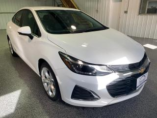 Used 2019 Chevrolet Cruze Premier Auto * Buy Online * Home Delivery for sale in Brandon, MB