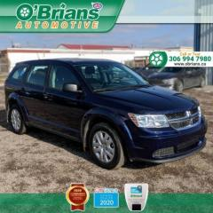 Used 2018 Dodge Journey SE PLUS - Accident Free! w/7 Passenger, Cruise, A/C for sale in Saskatoon, SK