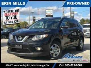 Used 2014 Nissan Rogue SV  2 SETS OF WHEELS|PANO  ROOF|REAR CAM| for sale in Mississauga, ON