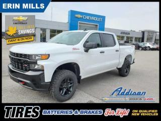 New 2021 Chevrolet Silverado 1500 Custom Trail Boss for sale in Mississauga, ON