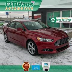 Used 2014 Ford Fusion SE w/Command Start, Backup Camera, Heated Seats, Memory Seats for sale in Saskatoon, SK