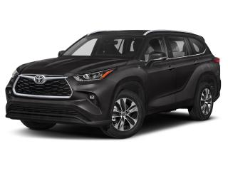 New 2020 Toyota Highlander XLE for sale in Grand Falls-Windsor, NL
