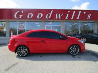 Used 2014 Kia Forte Koup KOUP! HEATED SEATS! for sale in Aylmer, ON