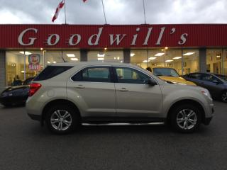 Used 2012 Chevrolet Equinox LS! LOW KM! for sale in Aylmer, ON