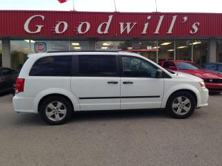 Used 2016 Dodge Grand Caravan SE! BRANDED REBUILT! PRICED TO SELL! for sale in Aylmer, ON