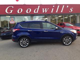 Used 2016 Ford Escape SE! CLEAN CARFAX! HEATED SEATS! B/T! BACKUP CAM! for sale in Aylmer, ON