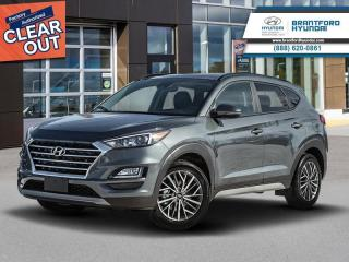 New 2021 Hyundai Tucson 2.4L Luxury AWD  - Leather Seats - $198 B/W for sale in Brantford, ON
