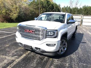 Used 2017 GMC Sierra 1500 Denali Crew Cab 4WD for sale in Cayuga, ON