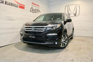 Used 2017 Honda Pilot Touring AWD for sale in Blainville, QC