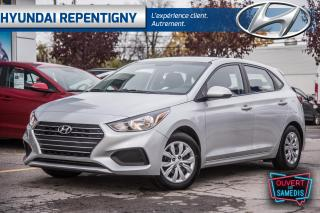 Used 2018 Hyundai Accent L 5 PORTES**CAMÉRA DE RECUL** for sale in Repentigny, QC