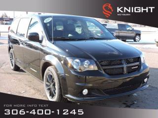 New 2020 Dodge Grand Caravan GT | DVD | Power Sliding Doors | Power Liftgate | Garmin Nav | Heated Seats/Steering Wheel for sale in Weyburn, SK
