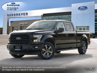 Used 2017 Ford F-150 XLT for sale in Ottawa, ON