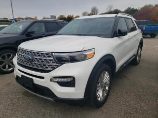 New 2020 Ford Explorer LIMITED for sale in New Hamburg, ON