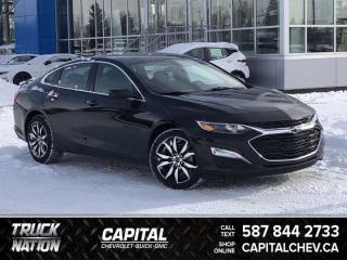 New 2021 Chevrolet Malibu RS for sale in Calgary, AB