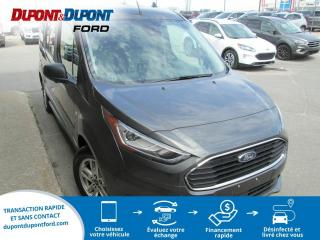 Used 2019 Ford Transit XLT avec 2 portes coulissantes et hayon for sale in Gatineau, QC