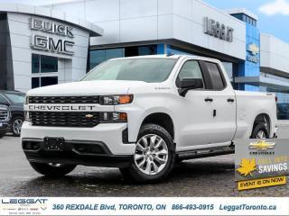 New 2021 Chevrolet Silverado 1500 Custom for sale in Etobicoke, ON