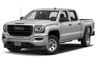 Used 2018 GMC Sierra 1500 cabine multiplace 153 po 4RM for sale in Chicoutimi, QC