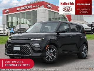New 2021 Kia Soul EX PREMIUM for sale in Mississauga, ON