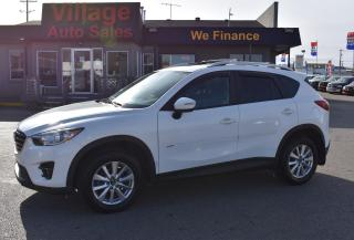 Used 2016 Mazda CX-5 GS SUNROOF! HEATED SEATS! CRUISE CONTROL! for sale in Saskatoon, SK