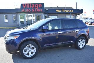 Used 2011 Ford Edge SEL CRUISE CONTROL, DUAL A/C, AUX for sale in Saskatoon, SK