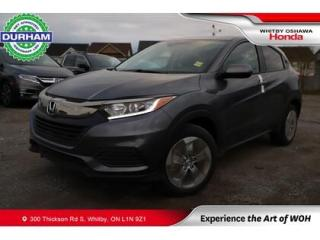 Used 2020 Honda HR-V Lx Awd Cvt for sale in Whitby, ON