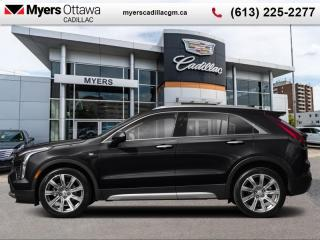 New 2021 Cadillac XT4 - Navigation - Sunroof - Heated Seats for sale in Ottawa, ON