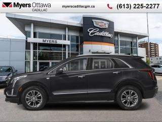 New 2021 Cadillac XT5 Premium Luxury  - Sunroof - Navigation for sale in Ottawa, ON