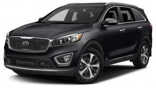 Used 2016 Kia Sorento 3.3L EX for sale in Carleton Place, ON