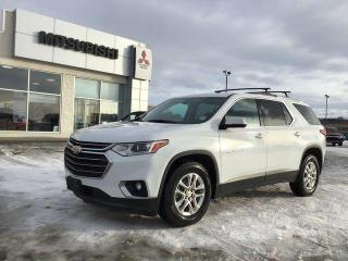 Used 2018 Chevrolet Traverse LT Cloth for sale in Lethbridge, AB