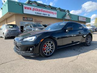 Used 2018 Subaru BRZ Sport-tech RS RS MANUAL! | ACCIDENT FREE! | ONTARIO  VEHICLE for sale in Bolton, ON