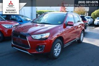 Used 2015 Mitsubishi RVR SE for sale in Nanaimo, BC