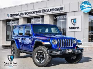 Used 2019 Jeep Wrangler Unlimited Rubicon * SOLD * for sale in Aurora, ON