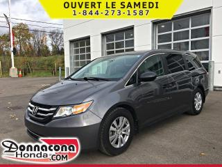 Used 2014 Honda Odyssey SE *GARANTIE 10 ANS / 200 000 KM* for sale in Donnacona, QC