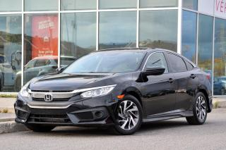 Used 2016 Honda Civic EX DEAL PENDING HS BAS KM KIT AERO AUTO MAGS TOIT APPLE CARPLAY HOND SENSING++ for sale in Lachine, QC