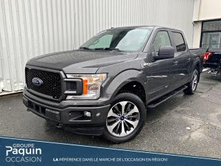 Used 2019 Ford F-150 STX RETOUR DE LOCATION for sale in Rouyn-Noranda, QC