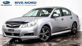Used 2012 Subaru Legacy Touring TOIT.OUVRANT+MAGS+SIEGES.CHAUFFANTS for sale in Boisbriand, QC