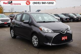 Used 2015 Toyota Yaris LE for sale in Hamilton, ON