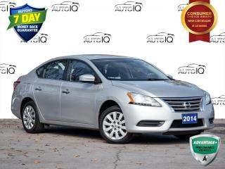 Used 2014 Nissan Sentra 1.8 SV CLEAN CARFAX | LOW KM'S | GREAT VALUE! for sale in St Catharines, ON